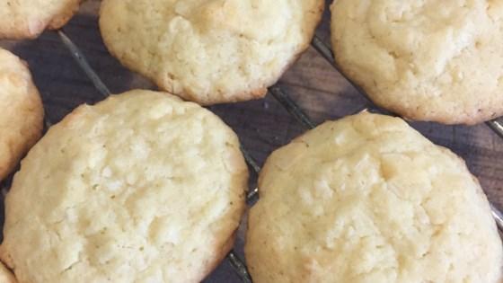 Photo of Easy Sweet Coconut Cookies by MissWriteForLife