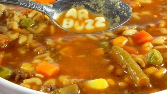 Photo of Alphabet Soup by MRSMCEVERS