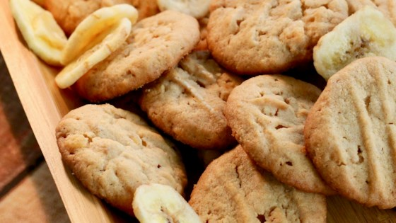 Photo of Peanut Butter Banana Chip Cookies by EBSEPKE
