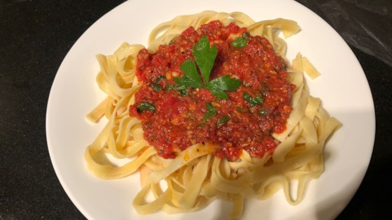 Photo of Simple Delicious Pasta Sauce by *~Lissa~*