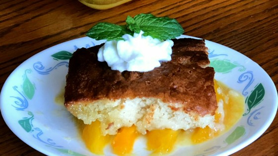 Photo of Mango Cobbler by JIG the Cook