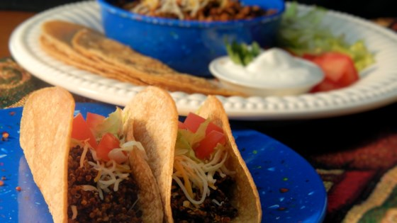 Photo of Instant Pot® Quinoa Taco Meat Substitute by Garrett Griffin