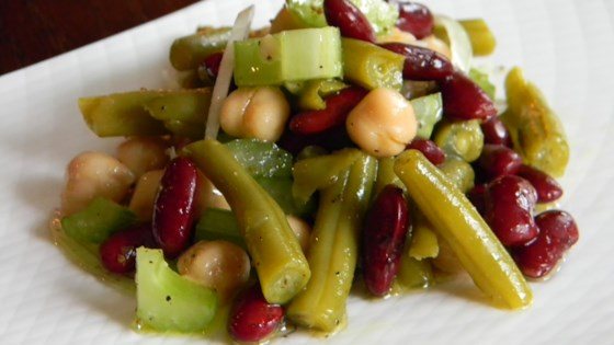 Photo of Three Bean Salad With Celery by Kara