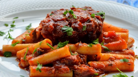 Photo of Oxtail Ragu by Chef John