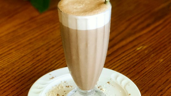 Photo of Carnation Breakfast Peanut Butter Cup Smoothie by Yoly