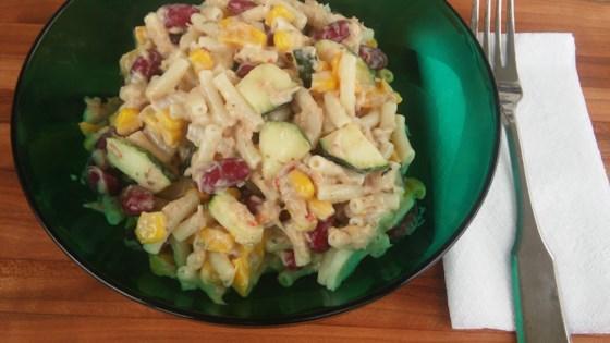 Photo of Creamy Tuna Pasta Salad by FIZZGIG79