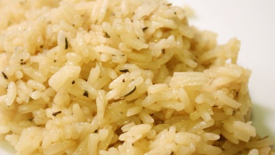 Photo of Savory Herb Rice by Suzy Mercker
