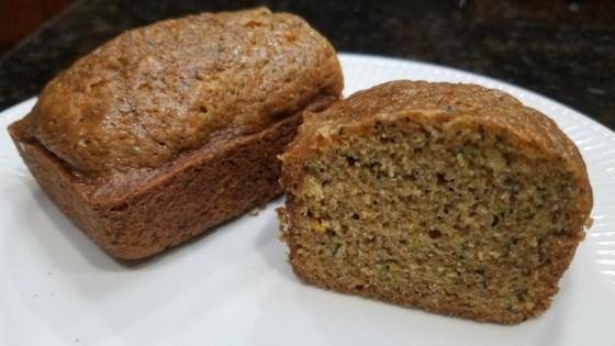 Photo of Orange Poppy Seed Zucchini Cake by Ginny Maziarka