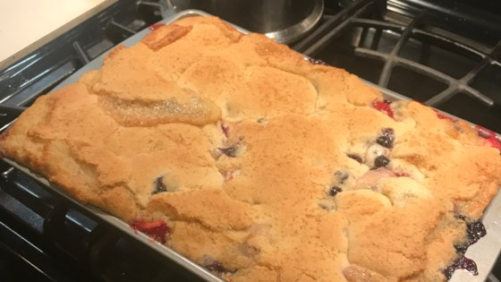 Photo of Blackberry and Blueberry Cobbler by Dana Souza
