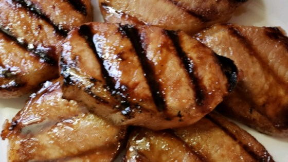 Photo of Honey-Grilled Pork Chops by Terry