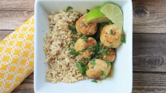 Photo of Thai Green Curry Meatballs by France C