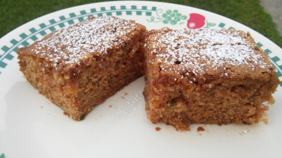 Photo of Easy Zucchini Bars by Elizabeth Lhamon