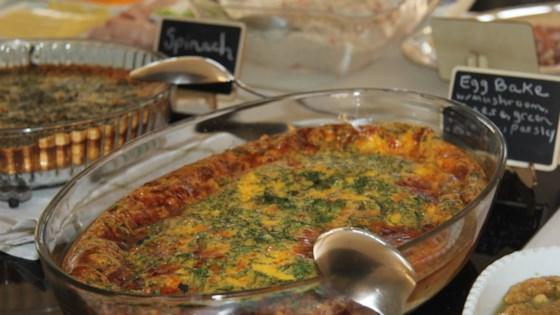 Photo of Brunch Egg Bake by erin muckehirn