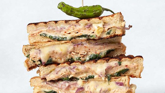 Photo of Hatch Chile Turkey Panini by Dietz & Watson
