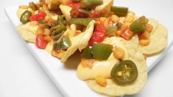 Photo of Veggie Nachos by ChefGirl B ME