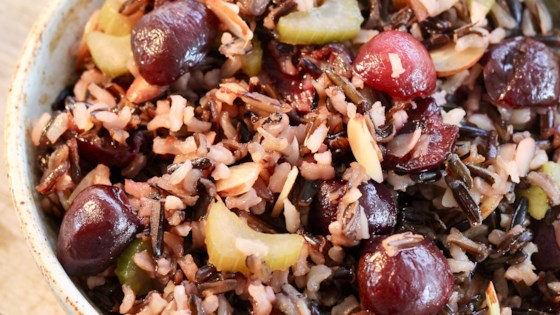 Photo of Cherry Wild Rice by TANYABOP