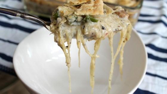 Photo of Vegetarian Spaghetti Squash Casserole by Kathy