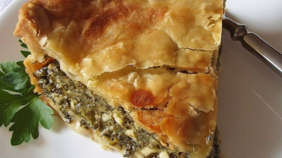 Photo of Spinach Cheese Pie by Julie