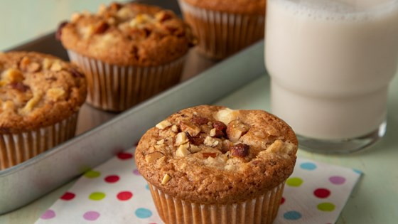 Photo of Apple Cinnamon Cream Cheese Muffins by Almond Breeze
