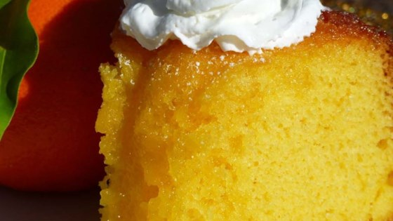 Photo of Tangerine Orange Cake by Leslie Tackett