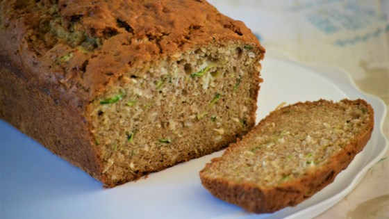 Photo of Zucchini Bread with Coconut by Lena
