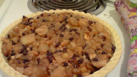 Mock Mincemeat Pie