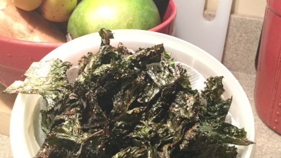 Photo of Veggie Kale Chips by Keri Ann