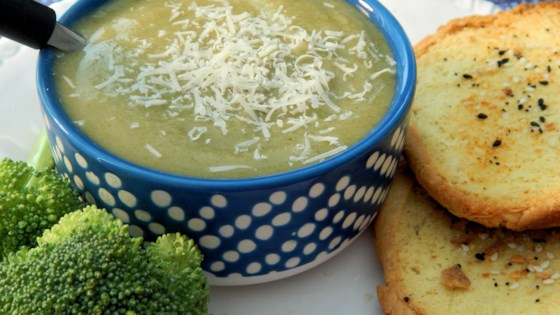 Photo of Dairy-Free Creamy Broccoli Soup by JoCanadian
