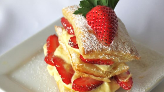 Photo of Strawberry Napoleons by PESTANO
