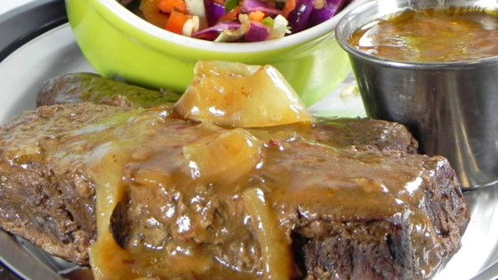 Photo of Slow-Cooked German Short Ribs by PEG13