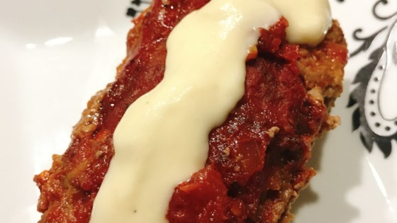 Photo of Fusion Lasagna Meatloaf by thedailygourmet