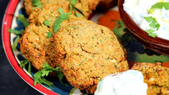 Photo of Air Fryer Falafel by Buckwheat Queen