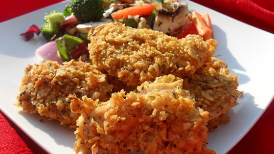 Photo of Crunchy Chicken Fingers by Jennifer Dean