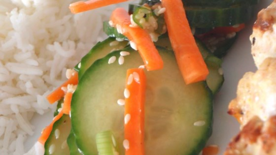 Photo of Korean Cucumber Salad by grneyedmustang