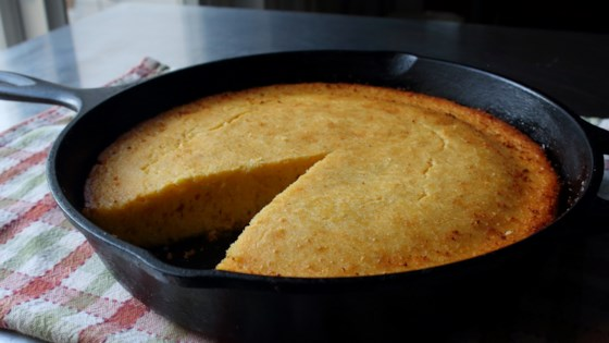 Cast Iron Cornbread Recipe