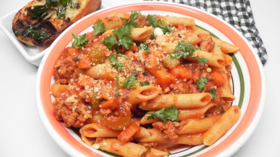 Photo of Turkey Bolognese with Penne  by TCmofo