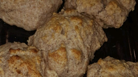 Photo of Whole Wheat Drop Biscuits by Shelley W.