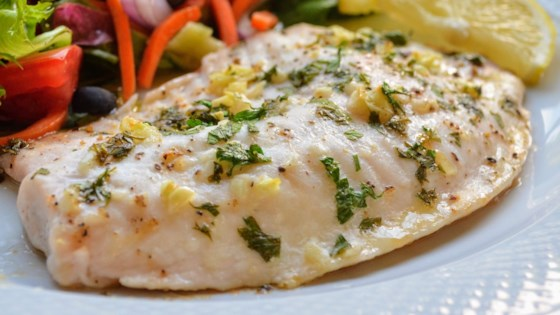 Photo of Lemon Garlic Tilapia by Eireann