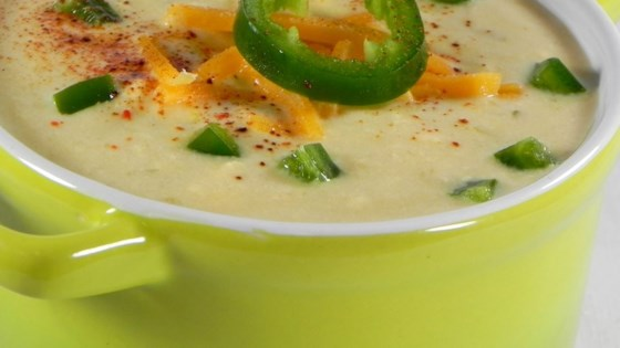 Photo of Jalapeno Soup by Sara