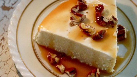 Photo of Low-Carb Instant Pot® Cheesecake by pinksnowflakeliz