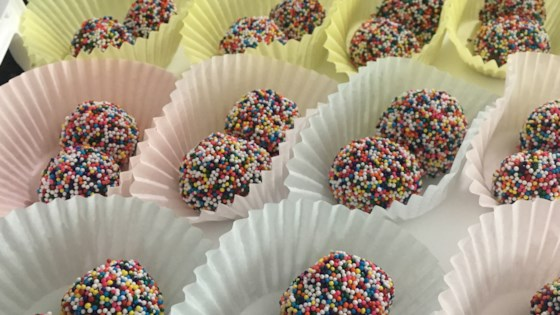 Photo of Brigadeiro Chocolate Delights by ginafrombrazil