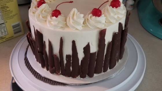 Photo Of Hollys Black Forest Cake By Holly Brazzell