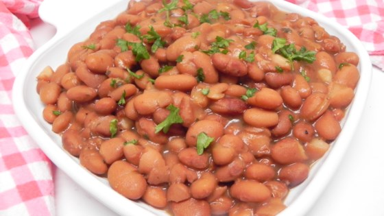 Photo of Down South Pinto Beans by linemanswife
