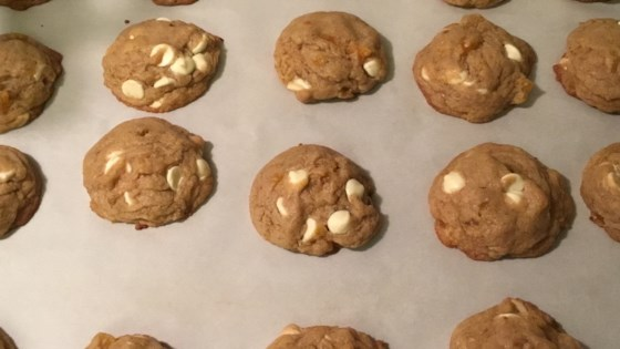 Photo of Apricot and White Chip Cookies with Almonds by Suzanne