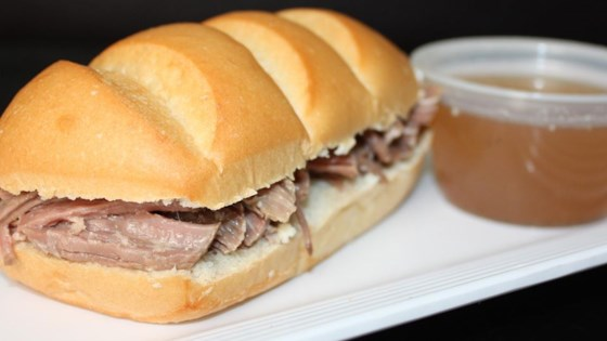 Photo of Drip Beef Sandwiches by Tammy Christie