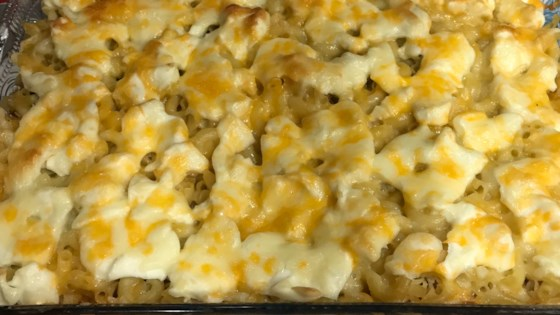 Photo of Cheeseburger Macaroni Casserole by cspeer1