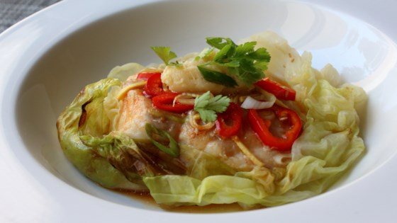 Photo of Cabbage Patch Halibut by Chef John