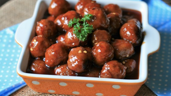Photo of Easy Instant Pot® Cocktail Meatballs by France C.