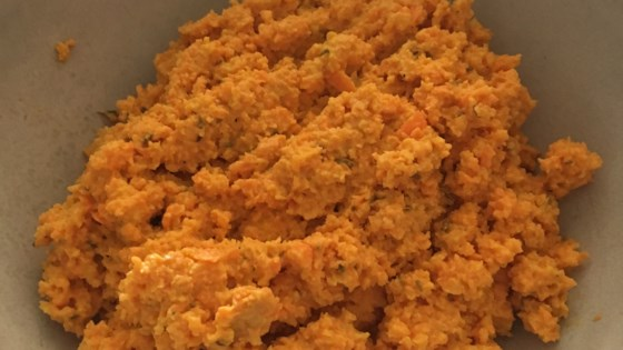 Photo of Raw Carrot Dip by barbara