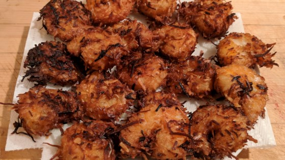 Photo of Stovetop Fried Coconut Shrimp by Charles
